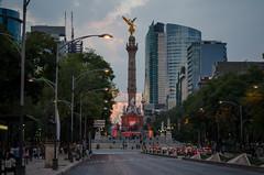 Paseo de la Reforma ②