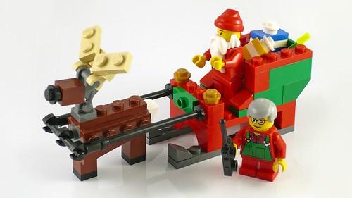 40059 Santa's Sleigh 04