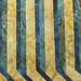 237_Navy Landscape Batik Gold Placemat_a