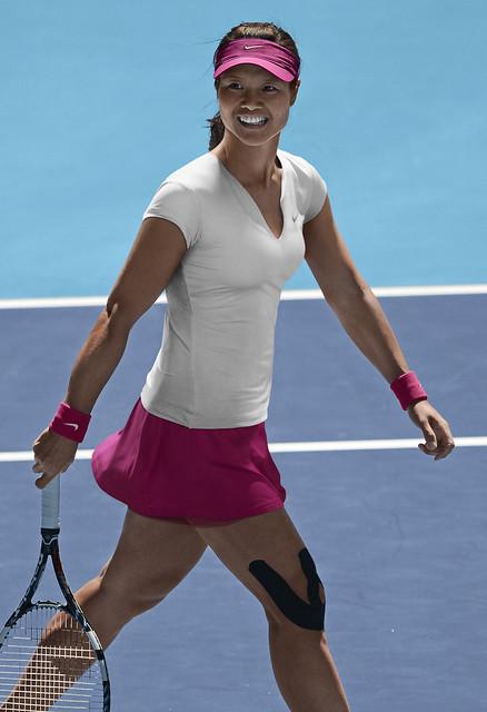 Li Na Australian Open outfit