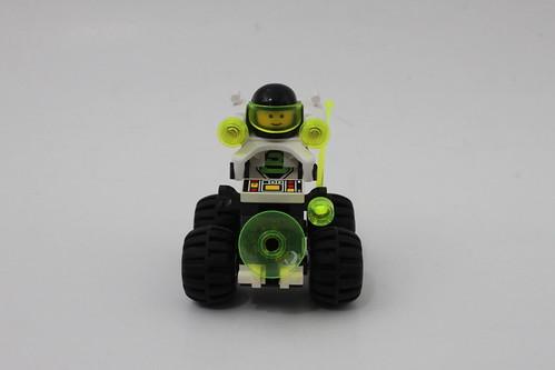 LEGO Blacktron II Grid Trekkor (6812)