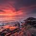 Mugu Rock Peak Sunset by alan_sailer