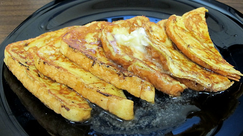 French toast by Coyoty
