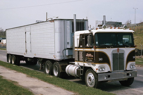 Kenworth Classic For Sure