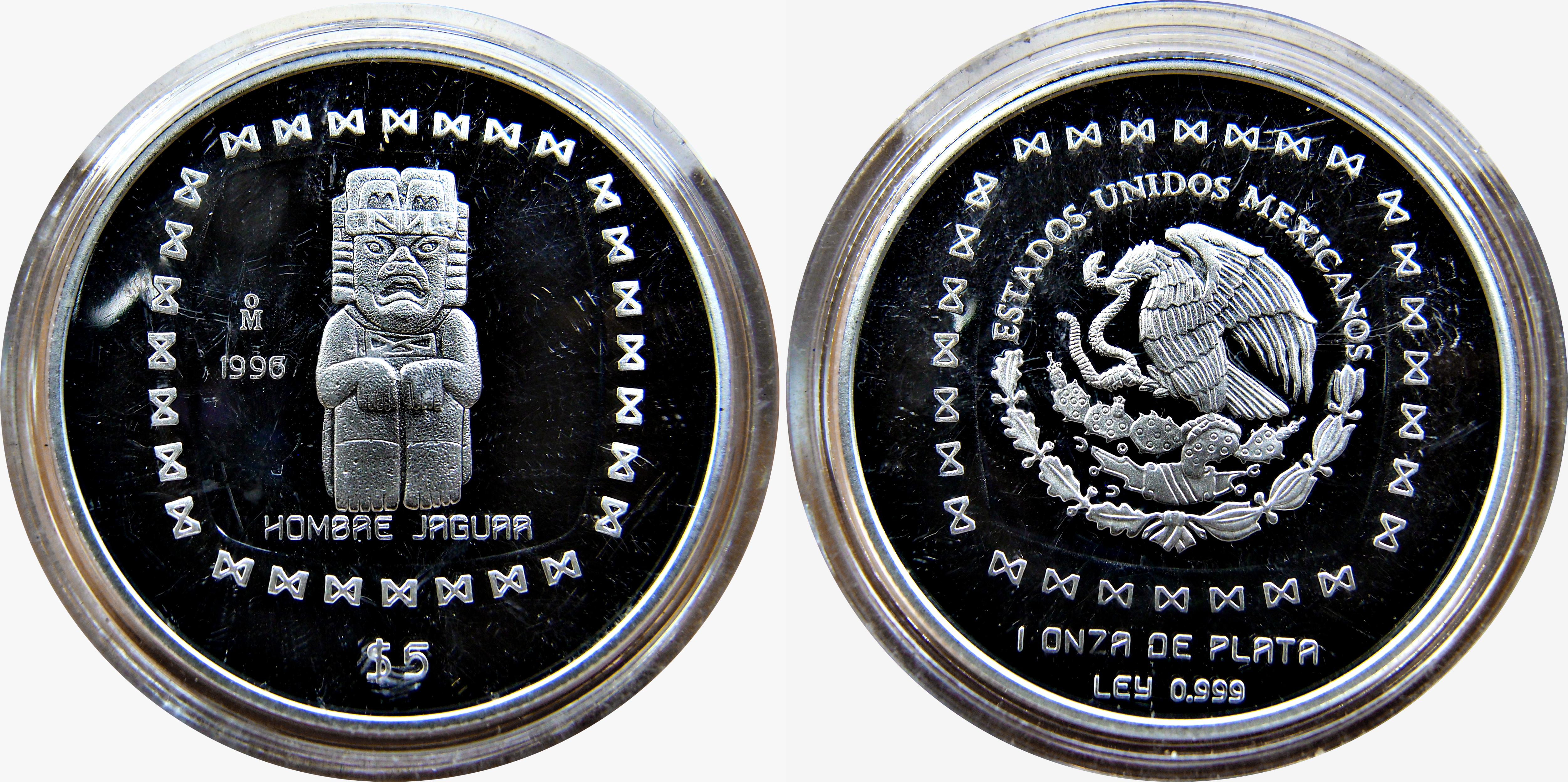 Colección Precolombina de onzas de plata del Banco de Mexico 12124238004_507a30b83f_o