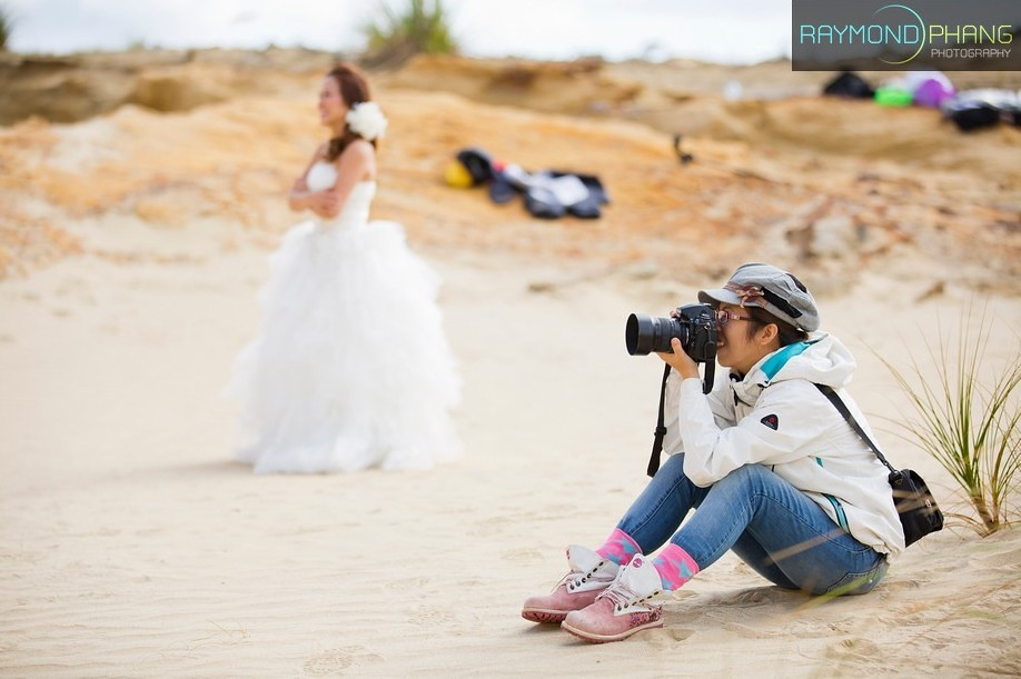 Conceptualised Pre-Wedding Behind the Scene in New Zealand - 11