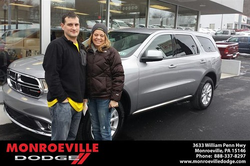 Monroeville Dodge Ram Truck Customer Reviews and Testimonials-Cory Hooks by Monroeville Dodge