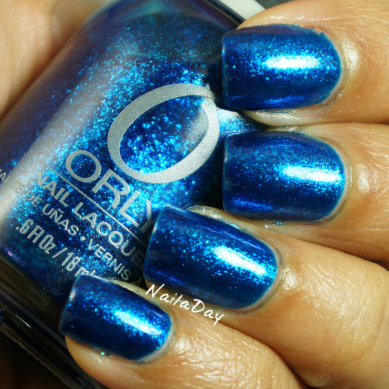 NailaDay: Orly Stone Cold