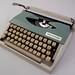 Packard Portable Typewriter