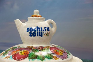 Sochi Blog: It's go time.