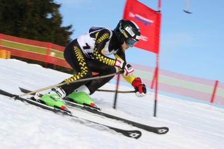 Sníh přibrzdil Madeja Cup, malí závodníci se ho konečně dočkali