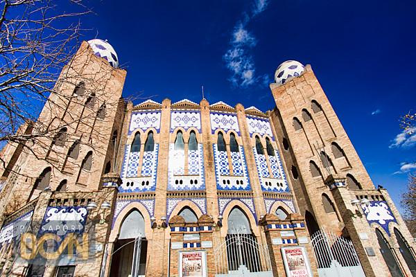 Plaza de Toros Monumental, Barcelona