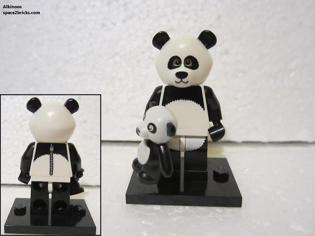 Minfig série 12 Mr Panda p4
