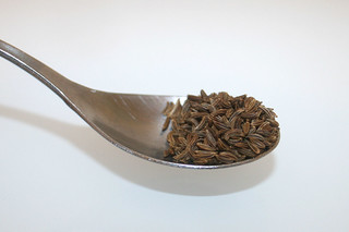 05 - Zutat Kümmel / Ingredient caraway seeds