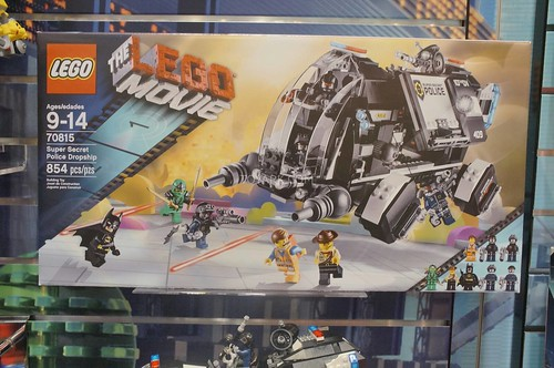 The LEGO Movie 70815