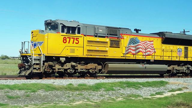 american-train
