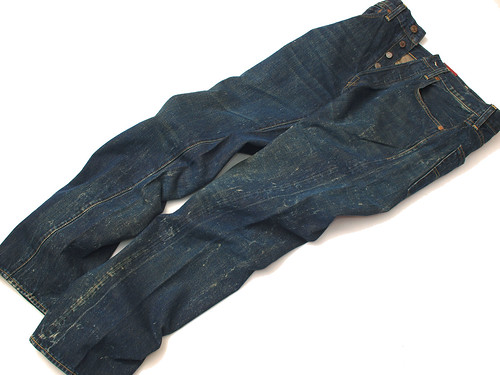 "Levi's Vintage Clothing / 501XX 1947 ""Menace"""