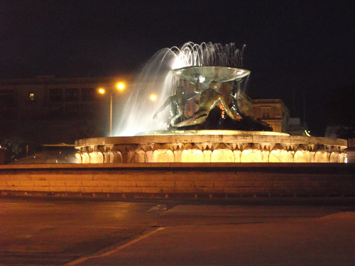 Triton Fountain (Valletta)