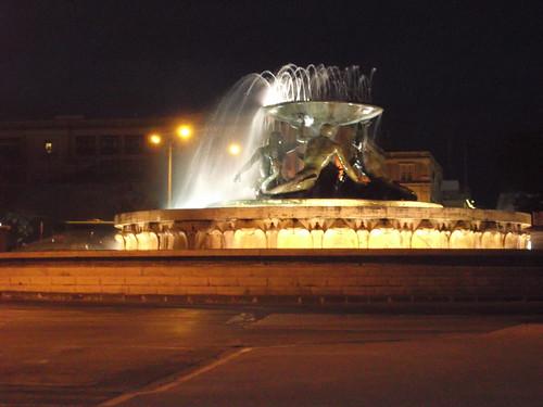 Triton Fountain (Valletta)