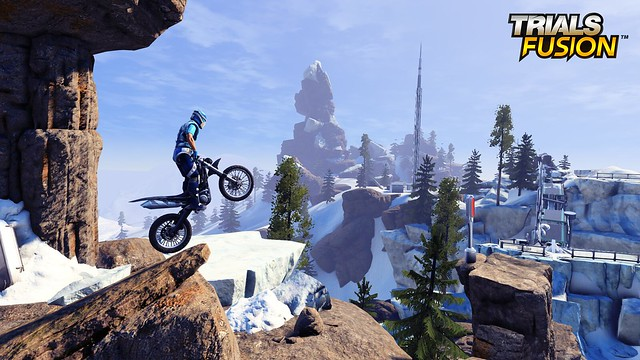 Trials Fusion on PS4