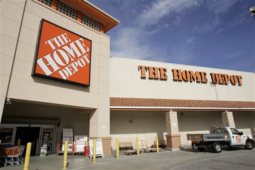 Home Depot's delivery initiative is being tested at a handful of the company's US stores