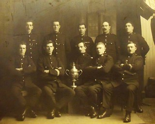 Inverness Burgh Police Tug-of-War Team 1923 (2 of 2)