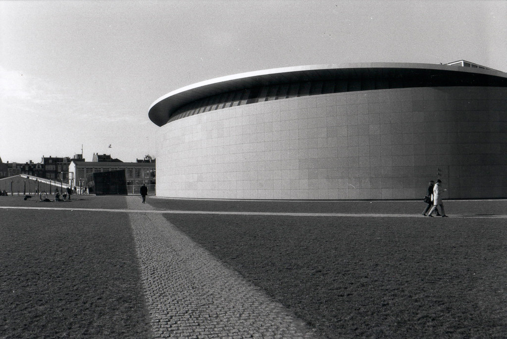 Van Gogh museum, Amsterdam, 2003