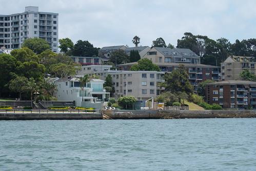 Sydney bay Port Jackson