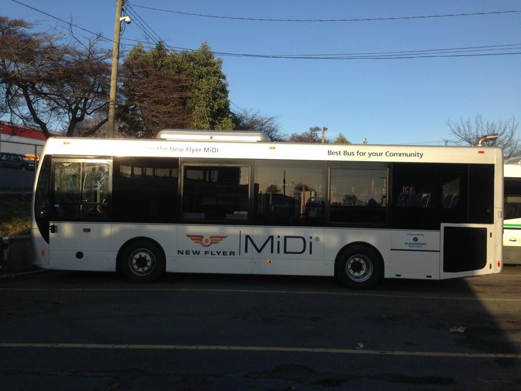 2014? New Flyer Midi