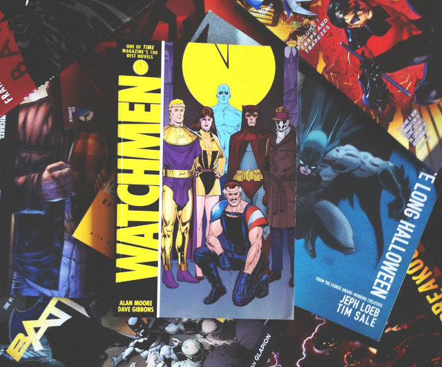 lifestyle blog uk the watchmen by frank miller