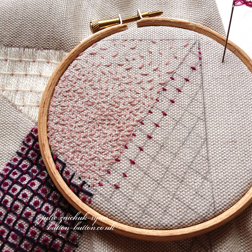 Crewel Sampler - Stitch 4