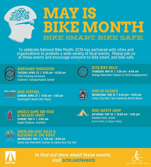 14R Bike Month