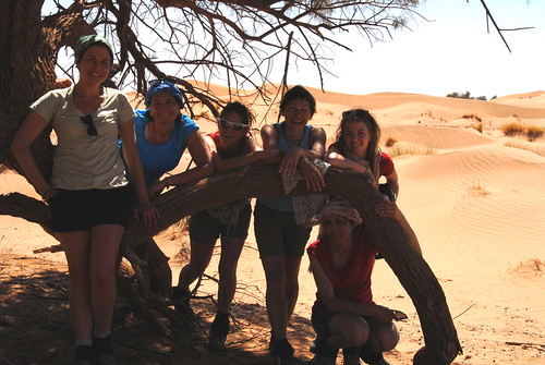 Desert girls