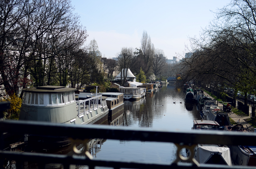 little venice bridge view