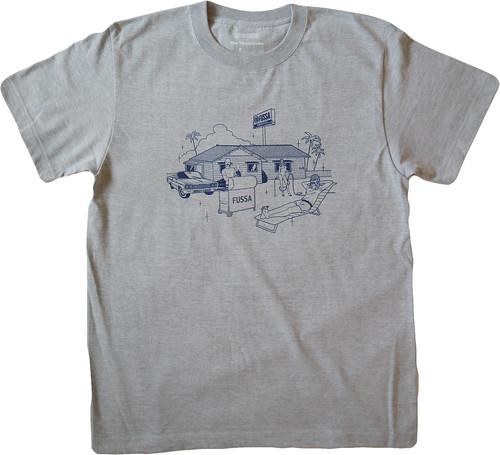 夕陽のTシャツ 別注Tシャツ