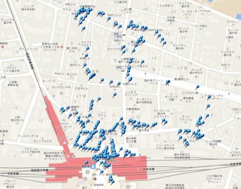 国分寺駅北口再開発事業