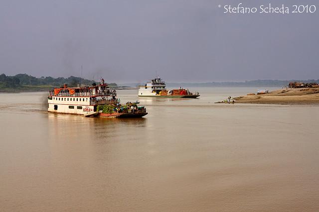 Rio Ucayali - Peru