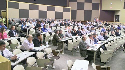 Photo of audience of 2014 CTR symposium