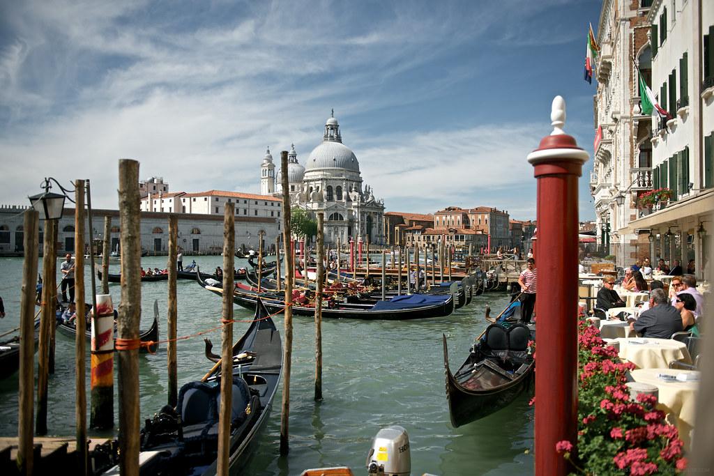 Hello from Venice, Italy!