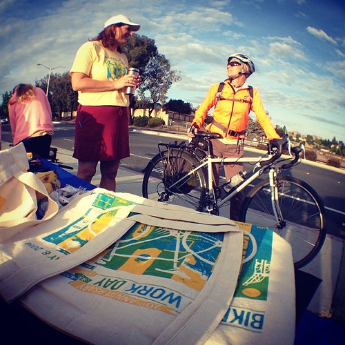 #btwd in Antioch with Tricia.