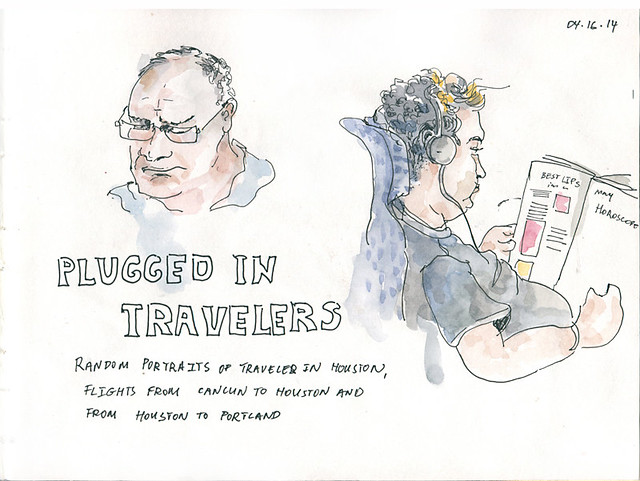 Plugged in Travelers