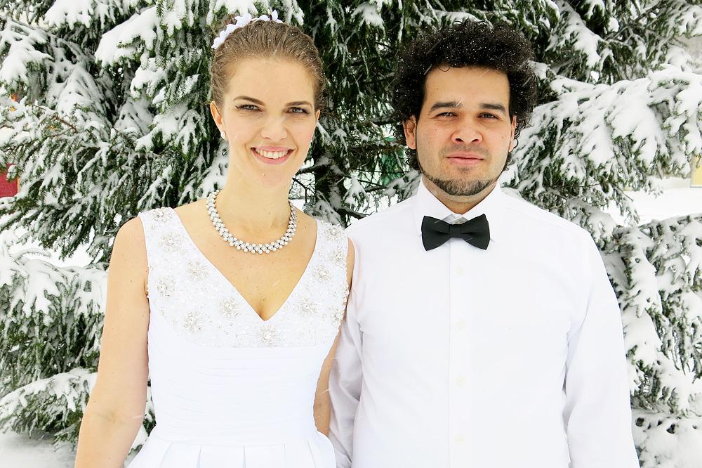 Emily & Yanan