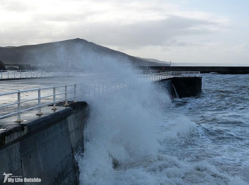 P1100782 - Aberystwyth waves