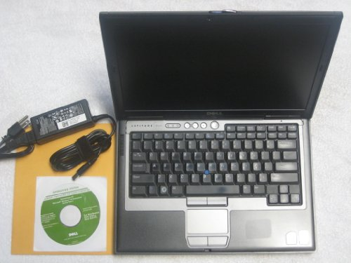 Dell Latitude D630 Intel Core 2 Duo 2000 MHz 320Gig Serial ATA HDD 1024mb DDR2 DVD-RW Wireless WI-FI 14 WideScreen LCD Genuine Windows XP Professional Laptop Notebook Computer Professionally Refurbished by a Microsoft Authorized Refurbisher