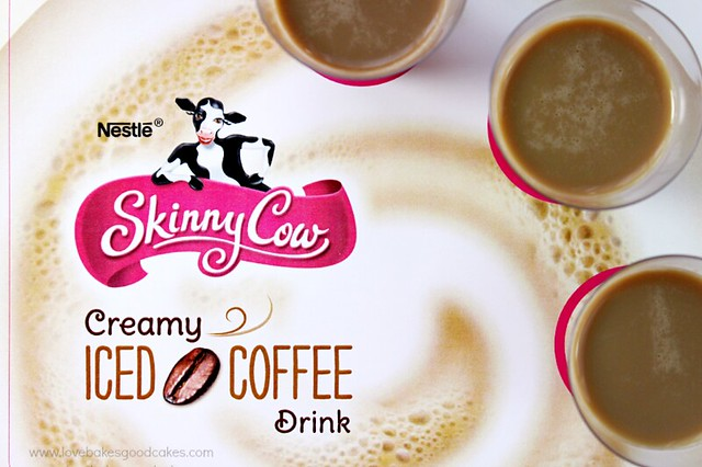 Skinny Cow is launching an all-new, ready-to-drink, indulgently delicious iced-coffee beverage! New Skinny Cow Creamy Iced Coffees come in three delicious flavors: Mocha Latte, Vanilla Latte and Creamy Cappuccino.