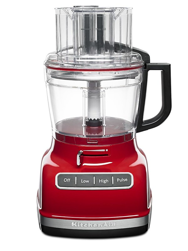 KitchenAid 11-Cup Food Processor {Giveaway} | girlversusdough.com @stephmwise