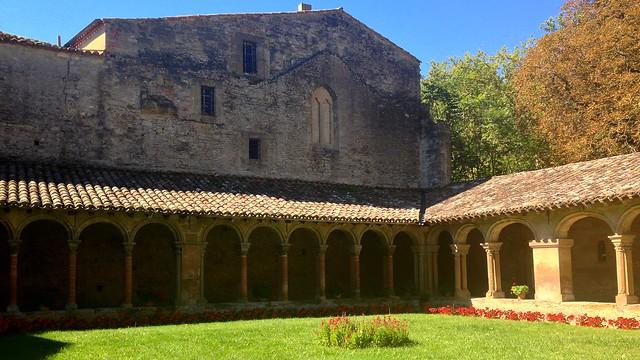 The Cloister of Saint-Papoul