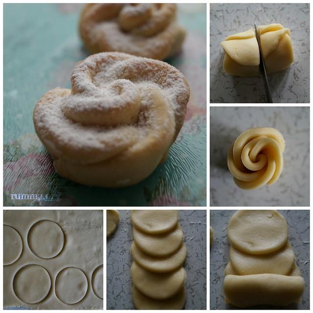 gül kurabiye nasıl yapılır