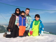 Snow Day up Biwako Valley!