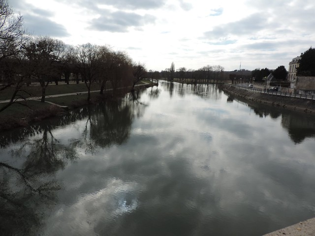 The Charente in Saintes
